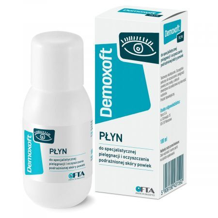 Demoxoft, płyn, 100 ml