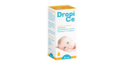 DropiCe 100 mg/ml, krople doustne, roztwór, 30 ml